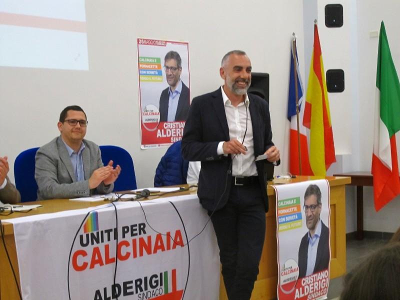candidati_lista_alderigi_sindaco_calcinaia_2019_05_02