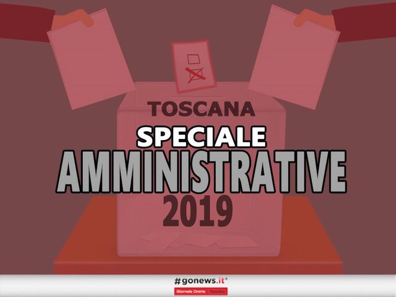 elezioni comunali toscana speciale amministrative