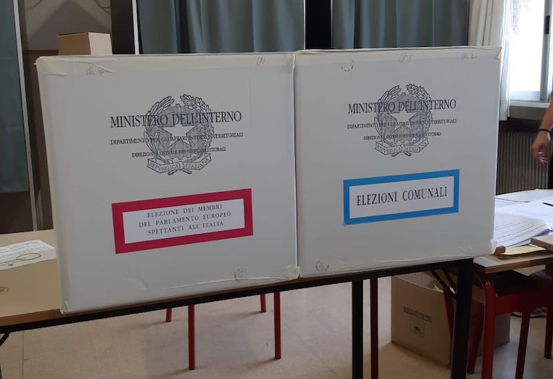 Elezioni europee, l'affluenza in Italia al 55%