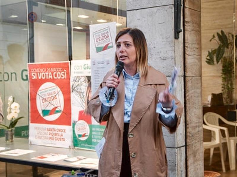 """Maltrattamenti a Santa Croce, Deidda a Salvini: """"Persa occasione per tacere"""""""