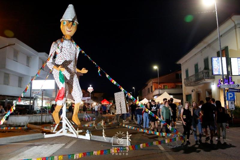 Pinocchio in strada torna a San Miniato Basso