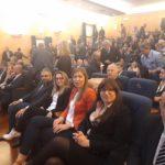 prima fila Consiglieri regionali M5S e candidati sindaco Fi e Li e Ehm