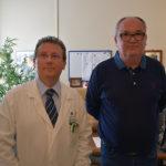 Il professor Scolletta e del dottor Mastrocinque