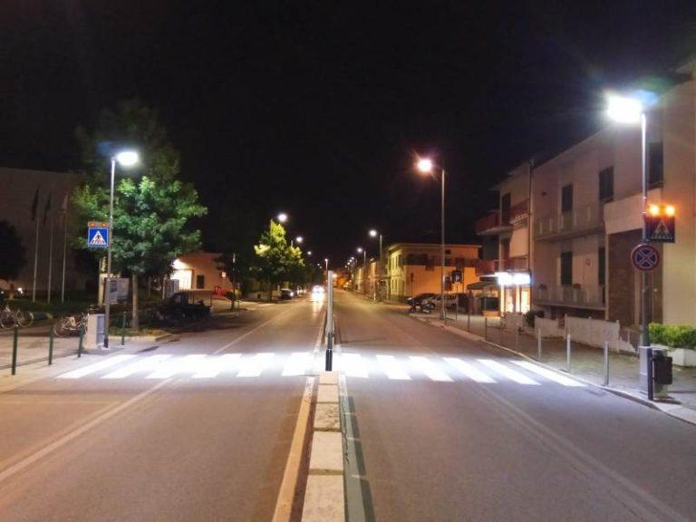 strisce pedonali illuminazione empoli4