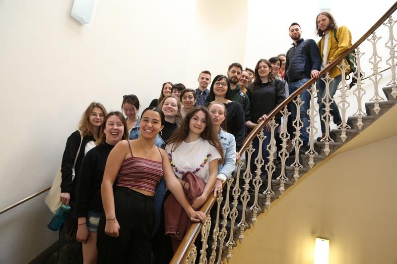studenti canadesi con arianna poggi 011