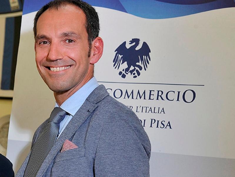 Confcommercio-Pisa federico pieragnoli