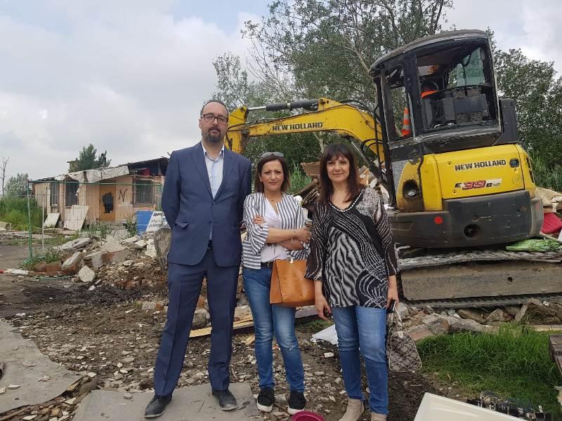 Gambaccini, Boannno, Bedini Campo Rom