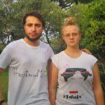 Leonardo Rossi e Matilde Barberi