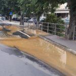 perdita acqua viale marconi poggibonsi