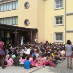 scuola Carducci 2 fucecchoi festa fine anno