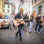 07 _ 11 Settembre 2009 - Patti Smith - Strade, Piazze, Musei di Firenze - -® Marco Borrelli & -® New Press Photo pic