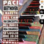 Concerto 12 luglio
