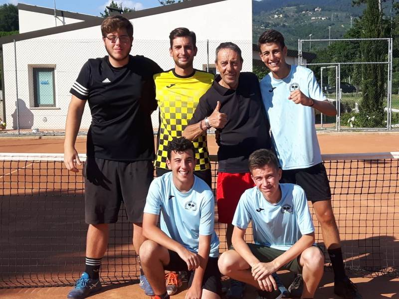 Empoli Tennis School D3