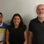 Fabrizio Carta, Emanuela Berrino e Claudiu Supuran
