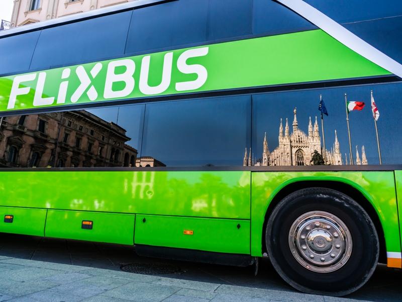 Dopo i bus elettrici, Flixbus è pronta a testare quelli a idrogeno