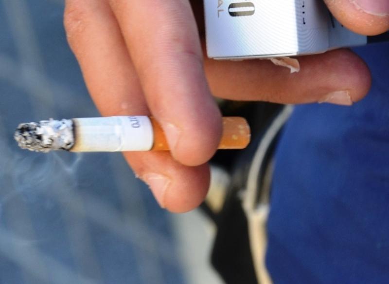 Sbarca a Livorno con sigarette di contrabbando