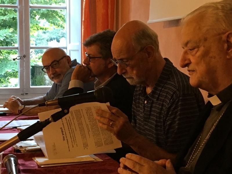 Licheri con relatori vox Populi