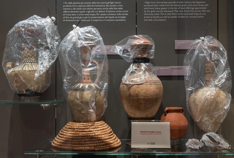Annusare l'Antico Egitto per scoprire la storia: gli studi dell'Università di Pisa