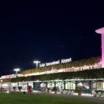 Park Eun Sun_Accrescimento Infinita Colonna_Aeroporto Pisa