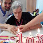 RSA Prato - Compleanno