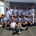UNIFI_Robotics_Team_in_gara