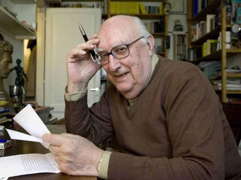 Quando Camilleri votò a San Miniato: il ricordo dell'ex sindaco Frosini