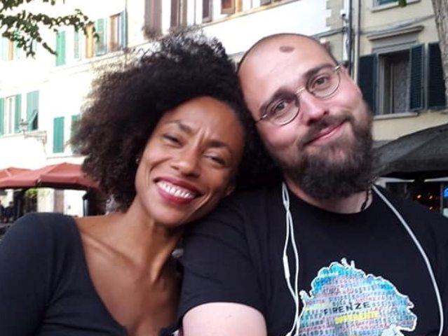 Antonella Bundu e Dmitrij Palagi