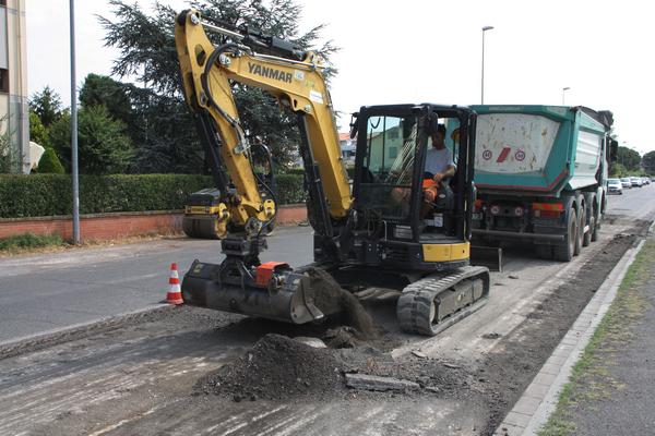 Strade da asfaltare, Guazzini (CambiaMenti) chiede conto di impegni da rispettare