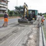 asfaltatura via sanzio empoli5