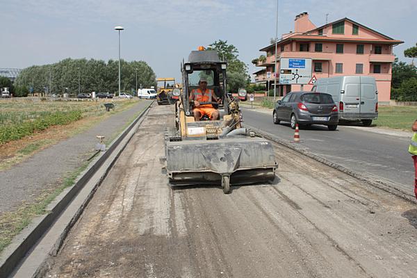 asfaltatura via sanzio empoli6