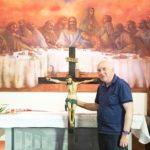 crocifisso restaurato fucecchio don andrea cristiani
