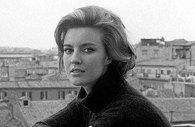 Lutto nel cinema, è scomparsa l'attrice toscana Ilaria Occhini