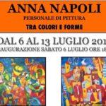mostra tra colori e forme luglio 2019 fornacepasquinucci
