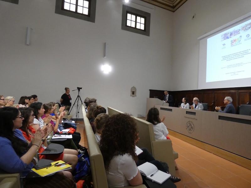 A Pisa la summer school per la ricerca nella riabilitazione infantile