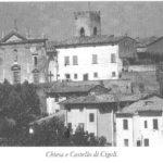 Chiesa e castello di Cigoli
