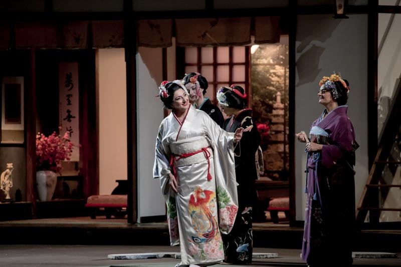 Madama Butterfly in scena al Festival Puccini: ultima recita della stagione 2019