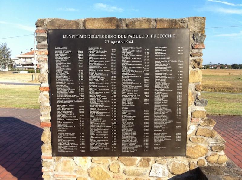 Eccidio del Padule, a Massarella commemorazione e spettacolo di Firenza Guidi