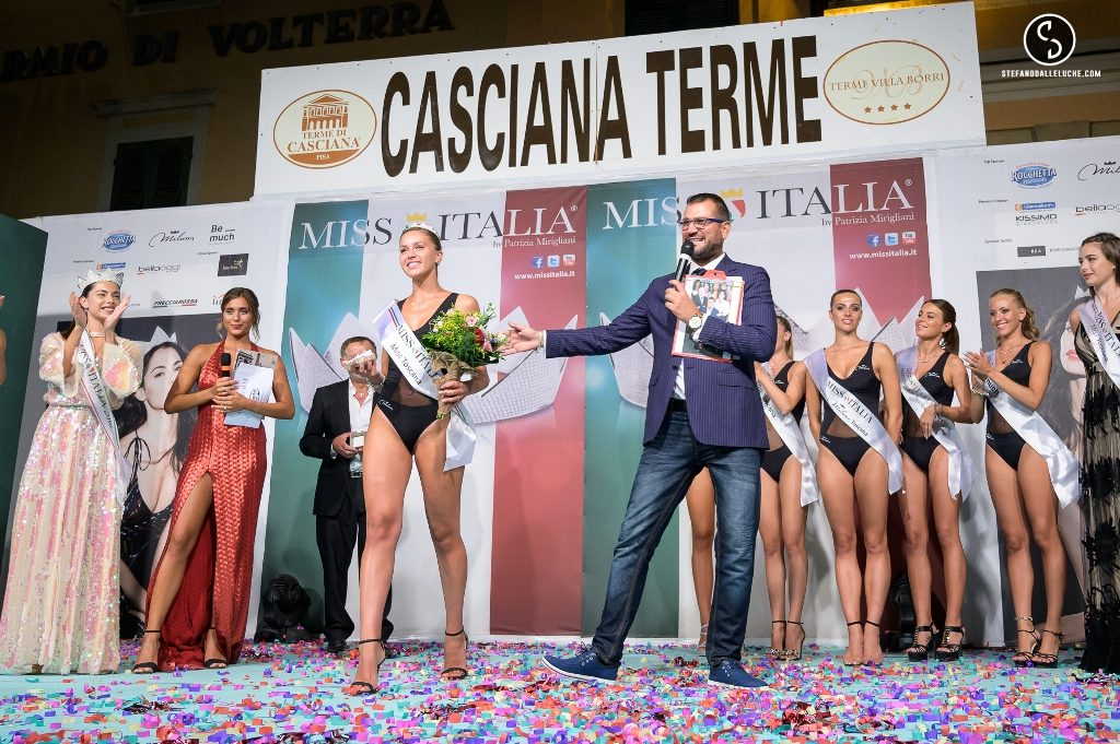 Miss Toscana parla santacrocese: è Chiara Gorgeri la vincitrice