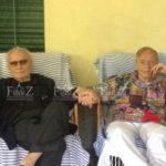 Piero Tosi e Franco Zeffirelli (ph da Fondazione Franco Zeffirelli Onlus)