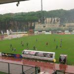 Lo stadio di Viareggio