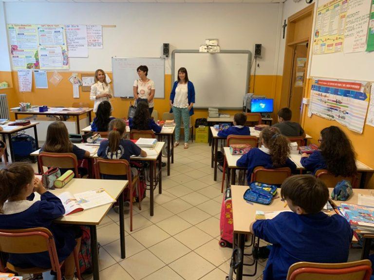 La Massa 3 scuola incisa e figline