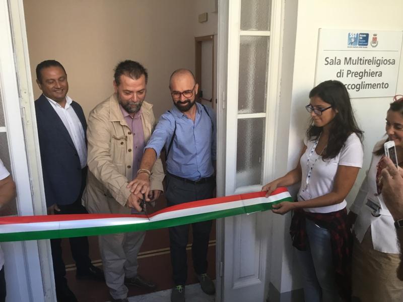 Ospedale di Livorno, presentata la nuova sala multi religiosa