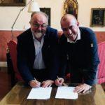 Pescini e Morello firma