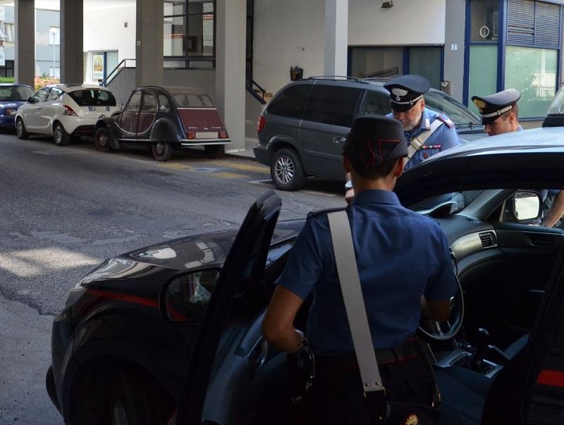 Controlli nei cantieri edili, i carabinieri denunciano sette persone