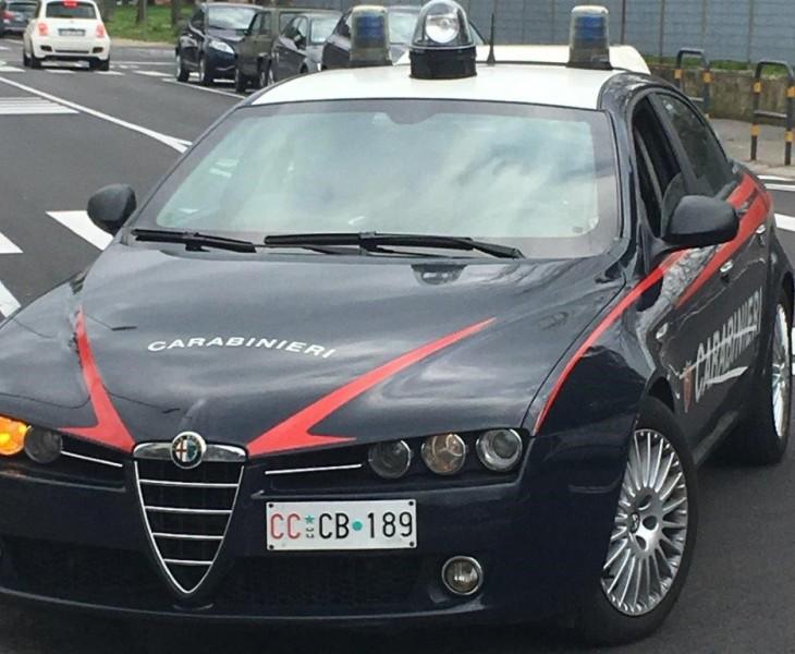 Carabinieri salvano 49enne colto da malore a Monsummano