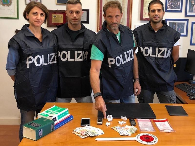 (foto della Polizia di Stato)