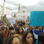 Friday For Future Corteo di Firenze (foto gonews.it)