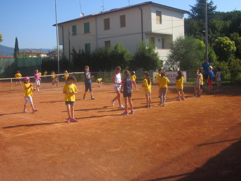 tennis club fornacette