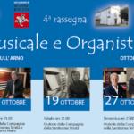 Locandina rassegna organistica
