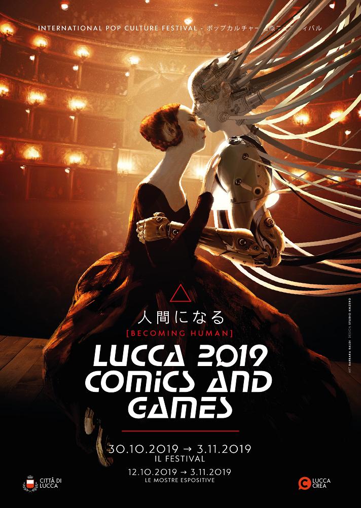 Lucca Comics & Games 2019 (1)